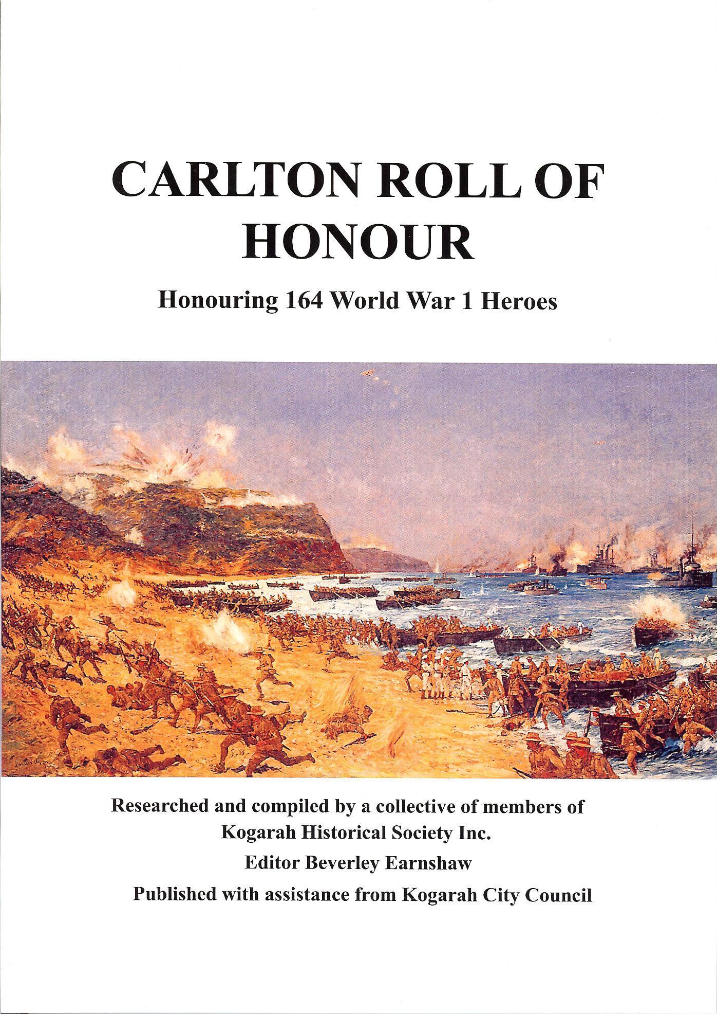 Carlton Roll of Honour