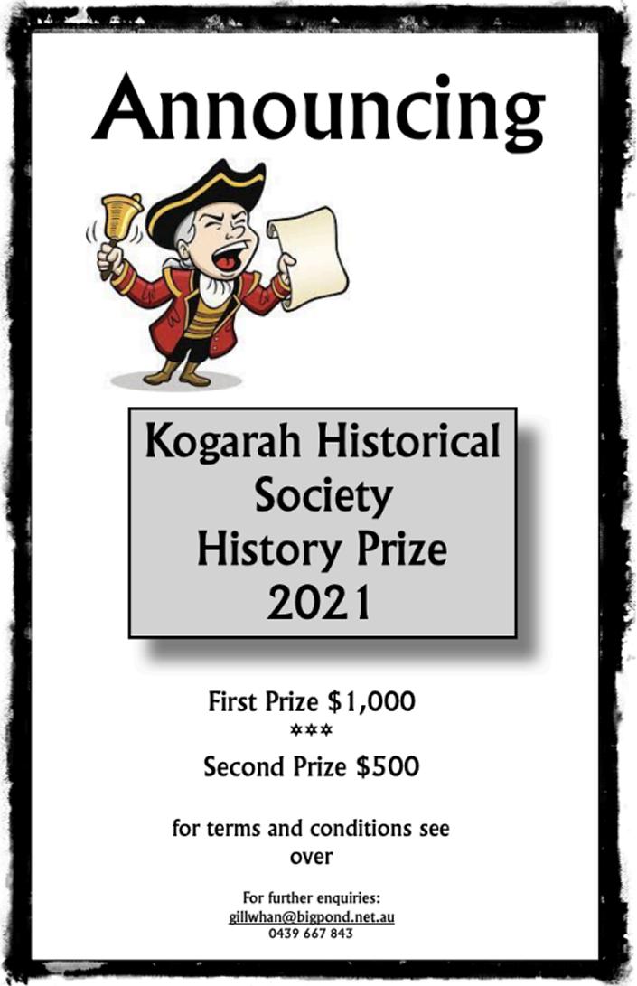 History Prize Flyer